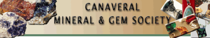 CANAVERAL MINERAL AND GEM SOCIETY